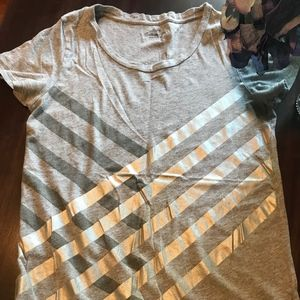 Jcrew striped t-shirt